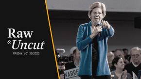 Senator Elizabeth Warren (D-MA) shares her resolutions for tackling government corruption