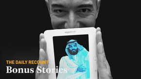Um did Jeff Bezos have his phone hacked by the Saudi crown prince? Get the scoop on this bizarre story: