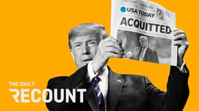 If you thought the impeachment saga was over, think again. See for yourself in today's Daily Recount.