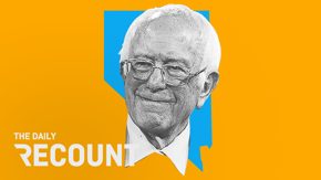 Nevada feels the Bern, our election is Russia's #1 concern, and some facts are hard for Trump to discern — all in The Daily Recount: Weekend Edition.