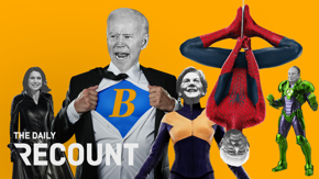 Biden surges ahead. Bernie shows up. Bloomberg & Warren stall out.