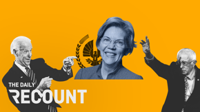 Elizabeth Warren is out, but her influence abides. The question is: How will she use it? Find out in today's Daily Recount.