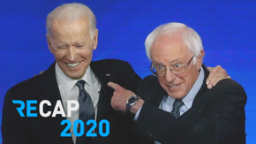 With Joe Biden conquering another round of primaries, the nomination fight feels closer than ever to finish. But the coronavirus panic is threatening to throw the whole election into uncharted territory.