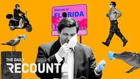 The economy reopening hinges on mass testing which health experts warn is a far cry from reality. And meanwhile, Florida is being … well, Florida