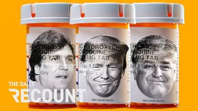 Non-existent: a 2-week decline in reopened states's COVID cases, money for states in the new stimulus package, and hydroxychloroquine's success rate.