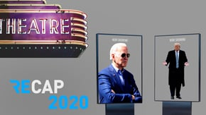 This week in political theater: Trump's briefings continue to bring the drama, while Biden opens auditions for Madam VP.