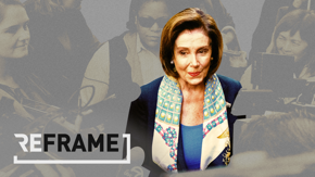 """Why does Trump repeatedly claim Nancy Pelosi was """"dancing in the streets of Chinatown"""" a week before the first U.S. COVID-19 death? Griffin Hammond tracks the evolution of this peculiar lie."""