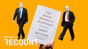 John Bolton is spilling the tea in his new book, Trump is denying facts about COVID spikes, and Congress may finally agree on police reform legislation.