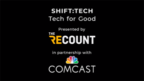 On September 17th, 2020 Recount Media Co-Founder and CEO, John Battelle, sat down with a variety of business thought leaders and founders to examine how tech can reclaim its reputation as a world-changing force for good. SHIFT:TECH was presented in partnership with Comcast.