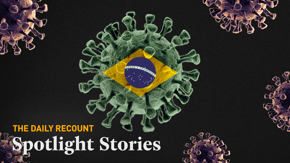 As Brazil approaches 100,000 deaths and President Bolsonaro recovers from coronavirus, nearly half of the country's doctors say they've felt pressure to prescribe the unproven drug hydroxychloroquine.
