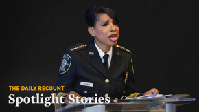 Carmen Best steps down in the wake of the City Council's rebalancing of the 2020 budget, which includes cuts to her pay and the number of Seattle PD officers.