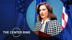 Governor Gretchen Whitmer addresses concerns that a fall virus surge could decrease turnout in her key battleground state.