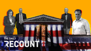 """With 42 days until the election, Republicans are scrambling to fill Ruth Bader Ginsburg's SCOTUS seat, while Trump (falsely and dangerously) claims COVID-19 affects """"virtually nobody."""""""