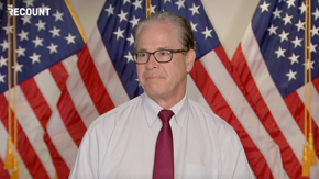 "Sen. Mike Braun (R-IN): ""I think he's probably concerned in the sense that we know it's going to be a close election."""