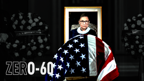 Justice Ruth Bader Ginsburg becomes the first woman and the first Jewish person to lie in state, one of the nation's highest honors.
