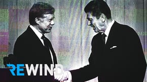 In 1980, most Americans didn't approve of President Jimmy Carter, yet the election remained tight. Ronald Reagan would get one chance to prove himself the acceptable alternative. A single head-to-head debate, just one week before Election Day.