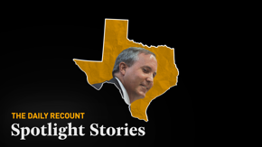 Ken Paxton, a staunch Trump ally and frequent champion of conservative lawsuits, is under new fire after seven of his employees accused him of bribery and abuse of power.