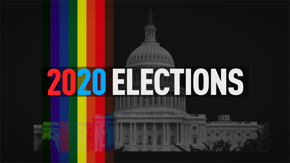 The first two openly gay Black men are elected to Congress, along with the nation's first transgender state senator, as the LGBTQ+ community takes more state and local races across the country.
