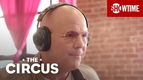 The stakes have never been higher as the groundbreaking docu-series THE CIRCUS continues with all-new episodes. Hosts John Heilemann, Mark McKinnon, and Alex Wagner go behind the scenes of the political free-for-all. Watch THE CIRCUS every Sunday - only on SHOWTIME.