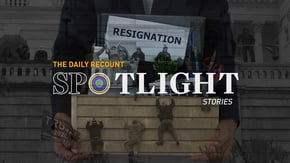 Some Trump administration officials have hit their breaking point — and they're starting to resign in droves. Only took a literal insurrection to get 'em there. Farewell to these brave souls.