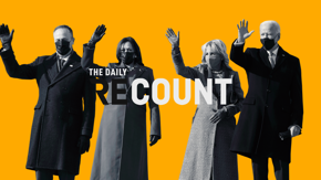 Welcome to the Biden era, everybody. Let's rewind and go through how this historic day unfolded in our special inauguration edition of the Daily Recount.