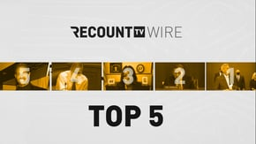 The sports world is rooting for Tiger Woods. Cori is NOT beating around the Bush. And one senator has a bone to pick with … marijuana? All this and more on today's Recount Wire.
