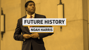 Noah Harris, the first Black student body president of Harvard University, talks to Recount producer Britt Terrell about his reverence for the late Rep. John Lewis, the legacy he's stepping into, and the road to a promising future.