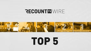 We've got a wacky lineup on Recount Wire today: COVID-sniffing dogs, finger-chomping NFTs, and sex-crazed cicadas, oh my!