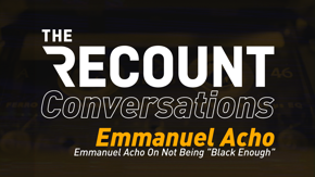 Words matter. Emmanuel Acho doesn't want you be lazy with yours. The author sits down with Reena Ninan to lend advice to his younger self and set the record straight on culture vs. race.