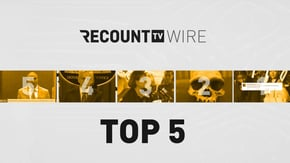 Today in Recount Wire: Derek Chauvin addresses the Floyd family. Chinese researchers discover a potential new species of ancient human. And Rihanna experiences some bouncer trouble in New York City.