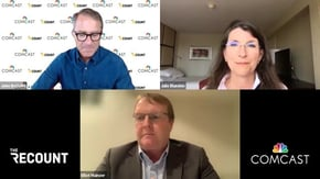 Recount Media's Co-Founder and CEO, John Battelle, discusses renewable energy, and the post-pandemic labor market with California Independent System Operator President & CEO Elliot Mainzer, Board Member, New Energy Nexus Julie Blunden and LinkedIn's Chief Economist Karin Kimbrough.