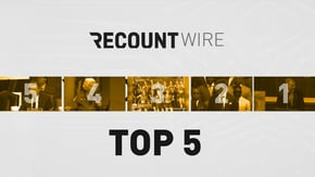 Recount Wire has it all: a titanic fight over vaccine misinformation and an Olympic fight over bikinis. Plus, a Megan Thee Stallion reference of the House floor? What are you waiting for?