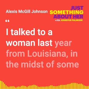 Planned Parenthood president Alexis McGill-Johnson shares the reality of trying to get an abortion in 2021.