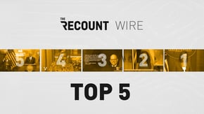 Who's regretting signing an anti-mask bill in their state? Who's calling out an NFL quarterback for refusing the vaccine? And who's getting an invite to Jen Psaki's house? Find out on Recount Wire.