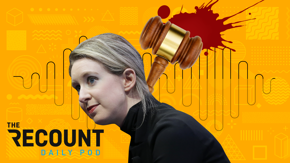 """Back in 2015, Elizabeth Holmes was a media darling, a tech startup figure who was the world's youngest self-made billionaire. Her company Theranos promised to revolutionize the blood testing business. Turns out, it was a lot more hype than reality. Rebecca Jarvis, host of """"The Dropout'' podcast and ABC News chief business, technology & economics correspondent, joined The Recount Daily Pod to dig into the details."""