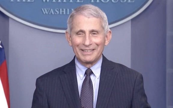 """Fauci returns to the WH: """"One of the new things in this administration is, if you don't know the answer, don't guess."""""""