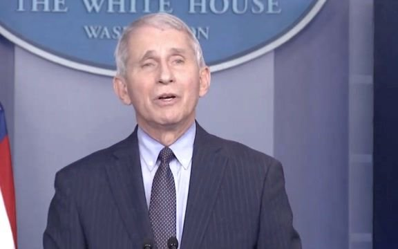 """Dr. Fauci says the Biden administration will be """"completely transparent, open and honest."""""""