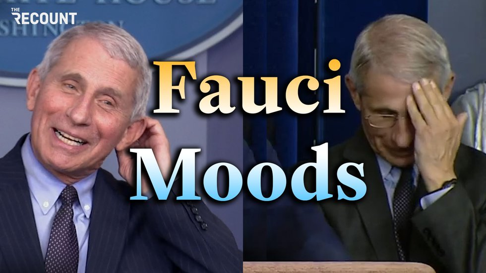 Dr. Fauci is Back in the White House