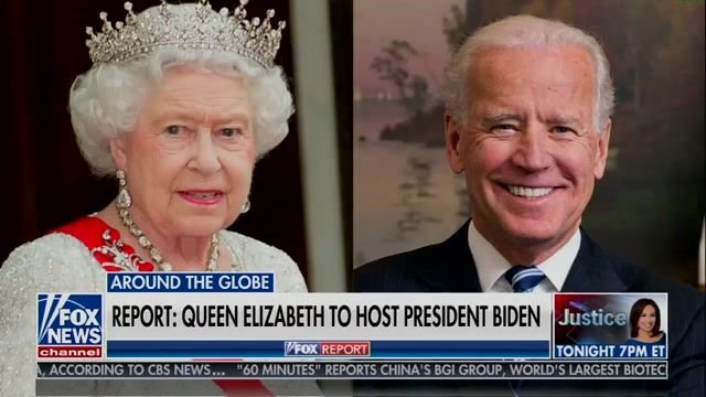 Queen Elizabeth II will reportedly welcome Pres. Biden to Buckingham Palace when Britain hosts the G7 summit in June.