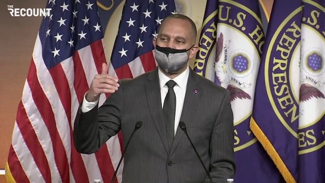 """Rep. Jeffries on Rep. Greene: """"The last time I checked, cancers need to be cut out and not allowed to metastasize."""""""