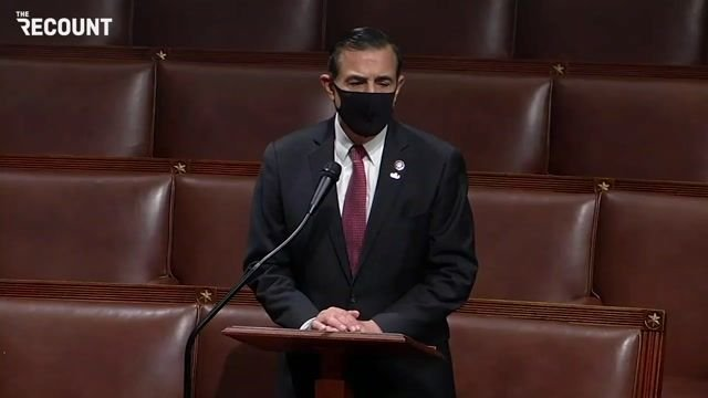 Rep. Darrell Issa (R-CA) references Senator Byrd, a former KKK member, in an attempt to defend Marjorie Taylor Greene.