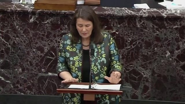 """Rep. DeGette uses pro-Trump insurrectionists' own words during testimony: """"They were invited by the Pres. of the U.S."""""""