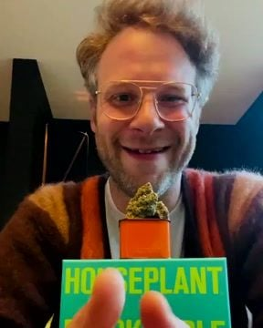 "Actor Seth Rogen announces his cannabis brand ""Houseplant"" is coming to the U.S."