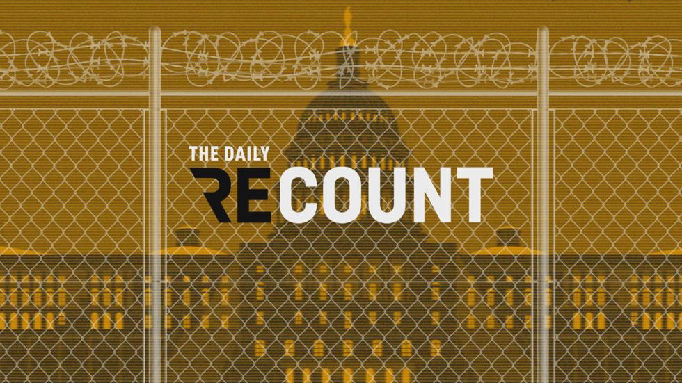 A Capitol Under Threat (Again)