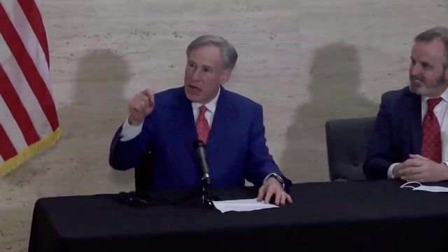 "Gov. Abbott (R) announces big tech censorship of conservative views will be ""against the law"" in Texas soon."