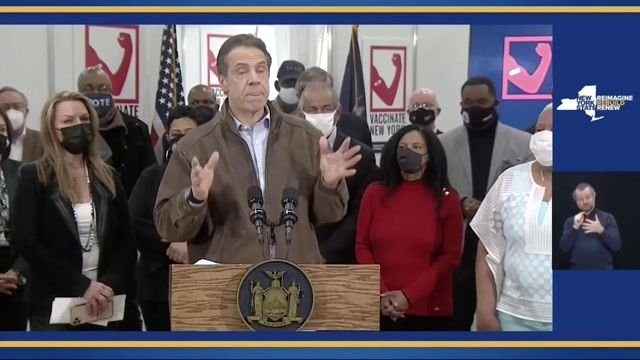 """Gov. Cuomo says NY is """"very close"""" on legalizing recreational marijuana: """"There's been too many young lives ... ruined."""""""