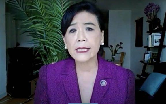 "Rep. Chu (D-CA): Anti-Asian hate crimes were ""stoked"" by Trump, ""who sought to shift blame"" away from his COVID response"