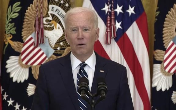 President Biden says he plans to run for reelection.
